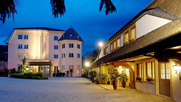 Hotel Seerose in Meisterschwanden
