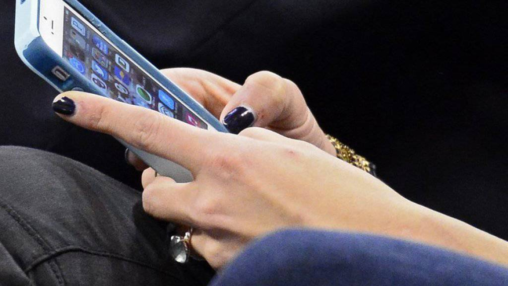 Hacker verschafften sich Zugriff auf 225'000 Apple-Smartphones und -Tablets und stahlen die Anmeldedaten der Nutzerkonten. (Symbolbild)