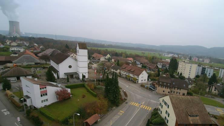 Dorfkern Obergösgen: Die Gemeinde erhält 2017 einen neuen Gemeindepräsidenten.