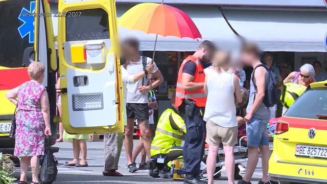 Velo-Unfallopfer erliegt Verletzungen