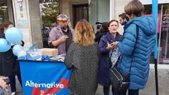 Wahlkampfendspurt in Berlin