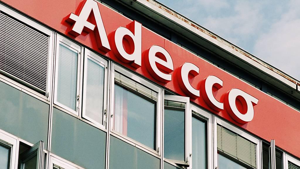 Adecco bleibt auf Erholungskurs und setzt sich neue Ziele