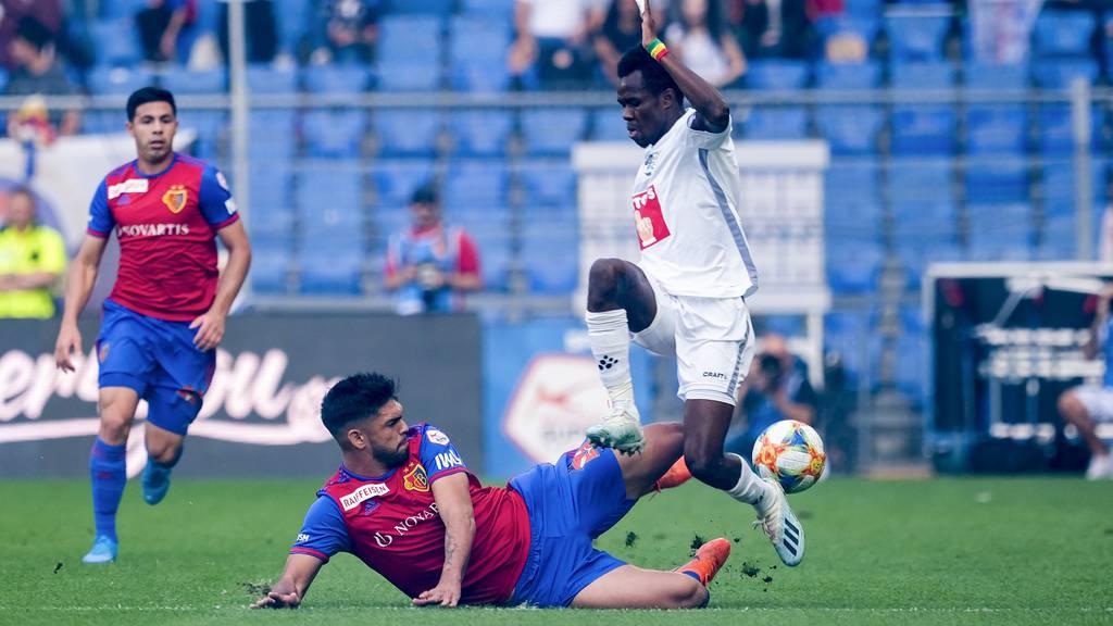 Zum Vorrunden-Abschluss gegen Basel