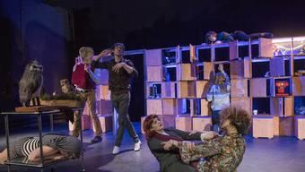 Das Vorstadttheater (im Bild: «Das Lehrerzimmer») bekommt mehr Geld.