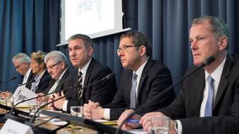 Die Regierungsräte bekommen ganz unterschiedlich viel Sitzungsgelder und Spesen – die SVP will das jetzt nach unten nivellieren.