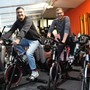 Stefan Stöckli (links) und Silvio Stöckli können sich freuen: Ihr Angebot stösst auf rege Nachfrage.