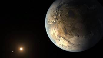 Der Planet erfüllt alle Voraussetzungen auf Leben