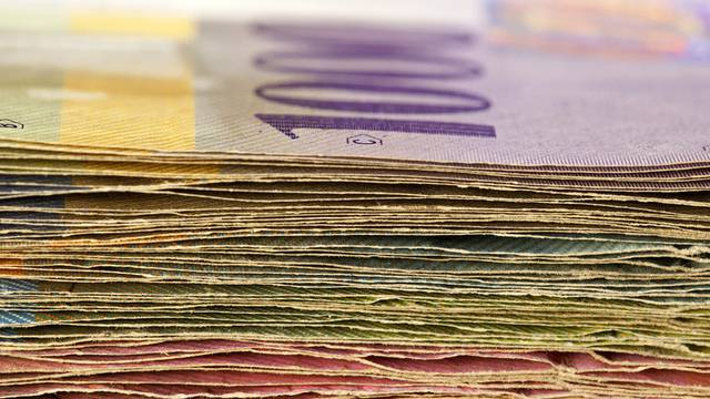 Schweizer Banknoten - Die Kantone sollen den Sparkurs des Bundesrates unterstützen (Symbolbild)
