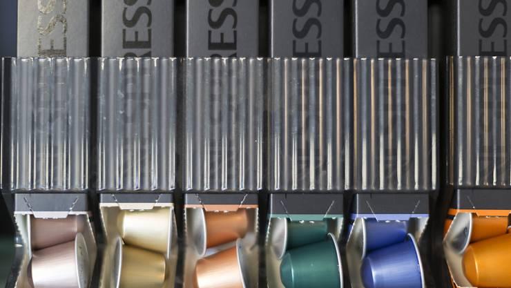 Nespresso will Alu-Kapseln gemeinsam mit Konkurrenten recyceln. (Archiv)
