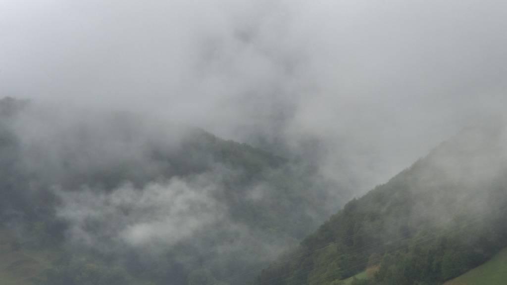 So grau ist es im Dezember südlich der Alpen noch nie gewesen