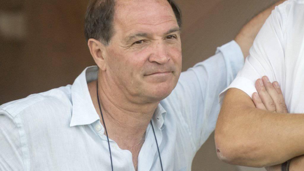Neuer Sportchef beim FC Aarau: Raimondo Ponte
