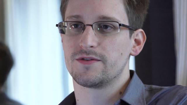 Früherer US-Geheimdienstmitarbeiter Edward Snowden (Archiv)