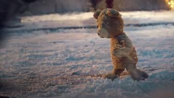 Herzzerreissend: Der Migros-Teddy-Spot.