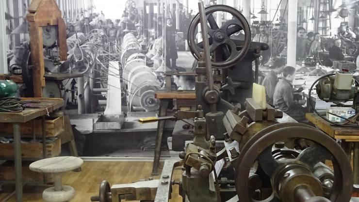 Das Museum «Haarundkamm» in Mümliswil. (Archivbild)