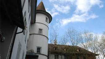 Früher waren für die Eigentümer von Schloss Brestenberg in der Seenger Kirche eigene Stühle reserviert. Toni Widmer