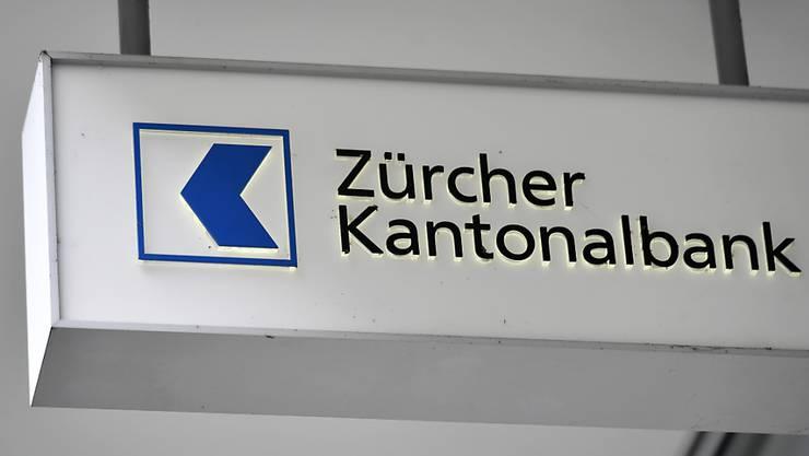 Die Zürcher Kantonalbank hat im vergangenen Jahr mehr Gewinn erzielt. (Archiv)