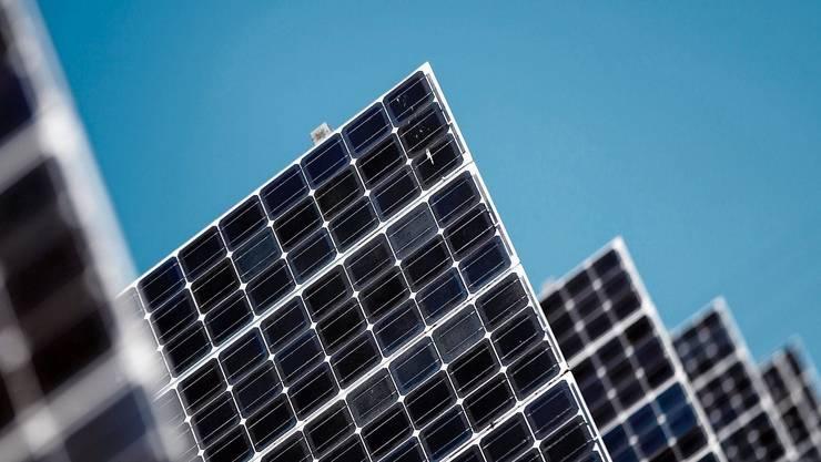 Solarenergie wie hier auf dem Mont-Soleil ist eine Schlüsseltechnologie für die Energiewende.
