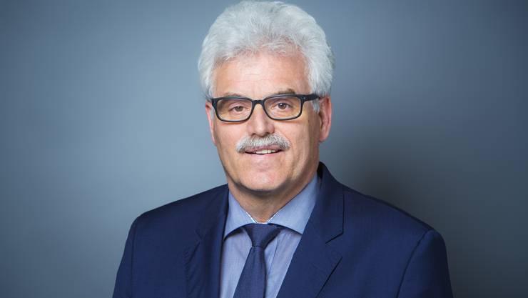 Hans-Peter Fricker, Generalsekretär DVI: «Eine schweizerische Lösung erachten wir als notwendig und sinnvoll.»