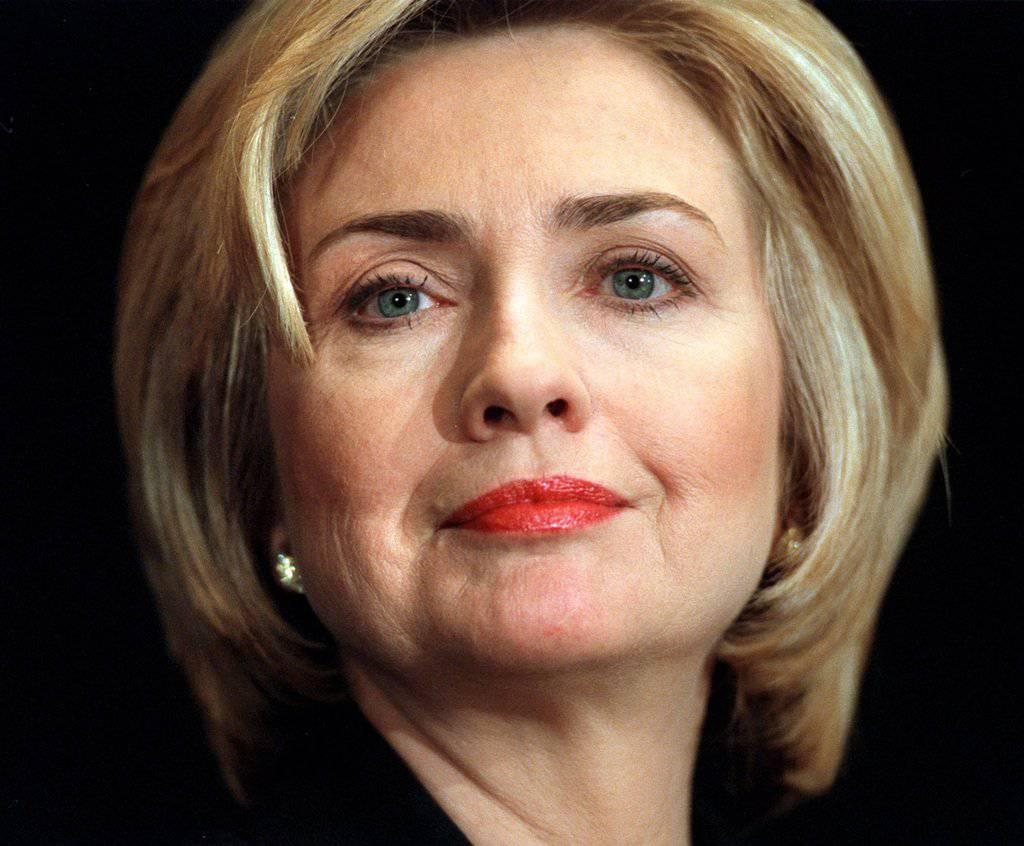 Hillary Clinton wurde im Jahr 2000 in den Senat gewählt. (Bild: Keystone/AP/Khue Bui)