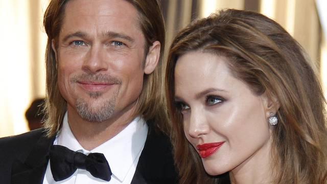 Brad Pitt und Angelina Jolie sollen schon bald wieder gemeinsam vor der Kamera stehen (Archiv)
