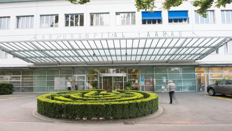 Der Aargau hat seinen ersten bestätigten Corona-Virus-Fall: Ein 26-Jähriger befindet sich im Kantonsspital Aarau in Isolation.