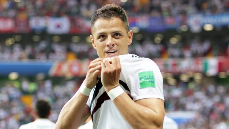 Javier Hernandez setzt seine Karriere in Kalifornien fort