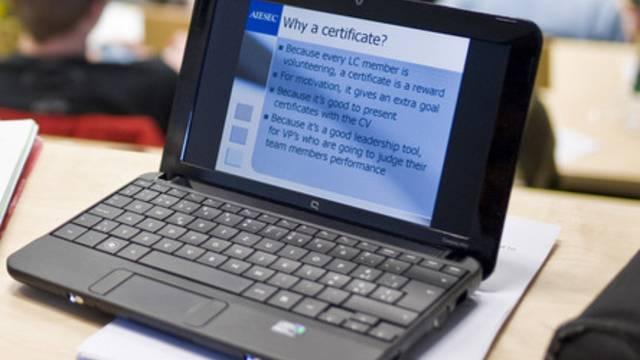Auch ein Laptop wurde geklaut (Symbolbild)