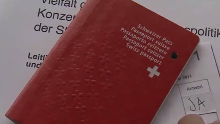 Keine Chance für Ausländerstimmrecht: Im Aargau bleibt alles beim Alten. (Symbolbild)