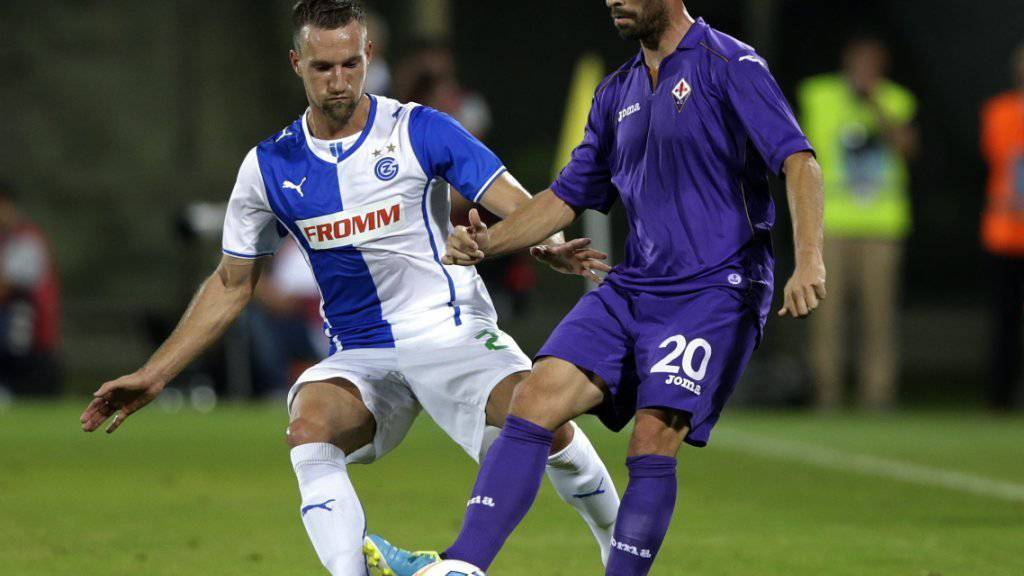 Daniel Pavlovic (links) verteidigt zukünftig für den Serie-A-Klub Sampdoria Genua