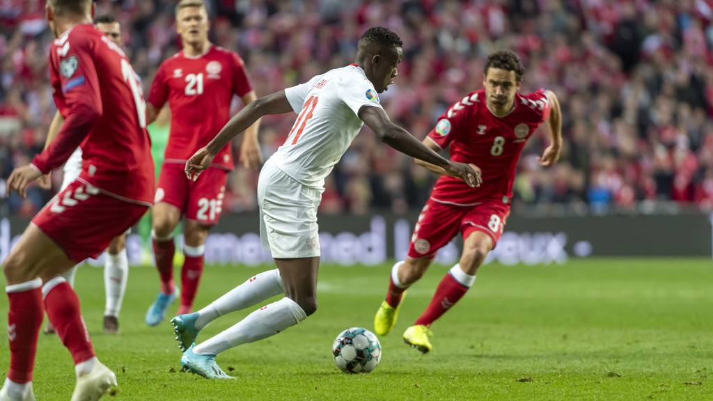Die Schweiz verliert in Dänemark mit 0:1