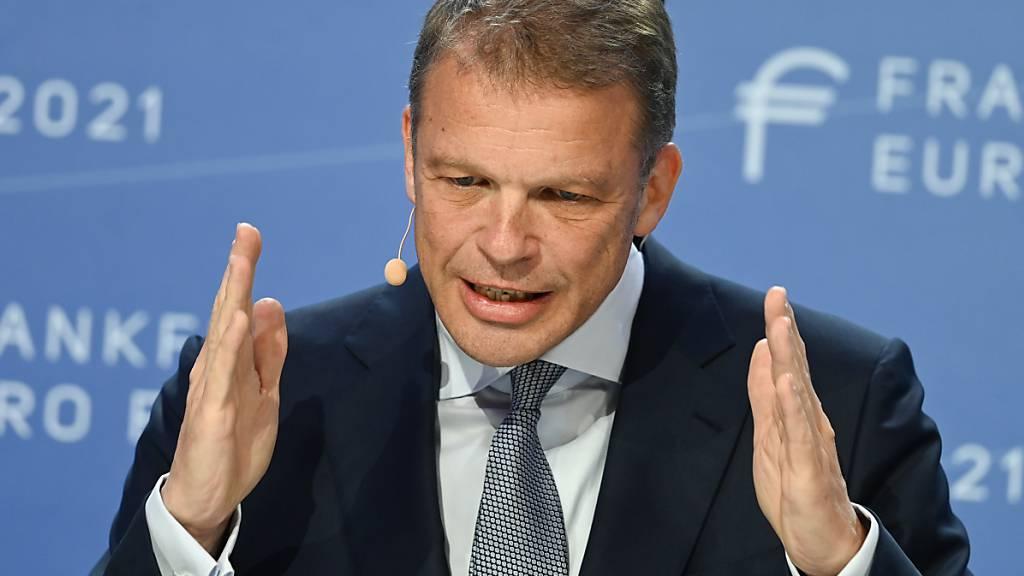 Deutsche Bank steigert Quartalsgewinn trotz höherer Umbaukosten