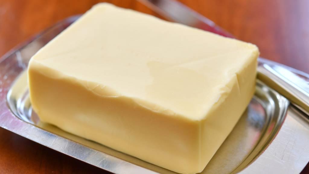 Der Schweiz droht ein Butterengpass