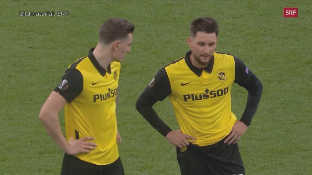 Schwierige Ausgangslage für Young Boys gegen Ajax Amsterdam