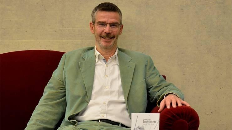 Über 80 Gedichte schrieb Thomas Gröbly in den letzten zehn Jahren. DV