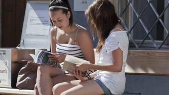 Wer mindestens eines der 20 ausgewählten Bücher liest und bewertet, nimmt am Wettbewerb teil. (Symbolbild)