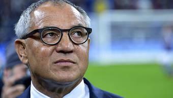Felix Magath als Coach von Fulham beurlaubt