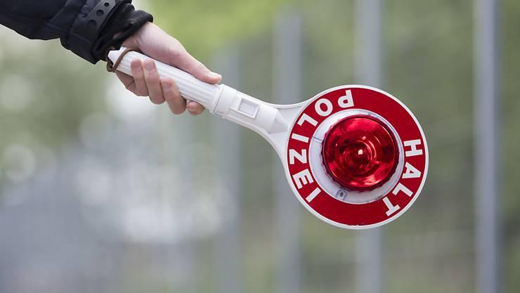 Bei der Kontrolle hat die Stadtpolizei Baden mehrere unerlaubte Veränderungen an Fahrzeugen festgestellt.  (Symbolbild)