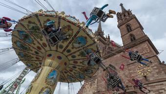 Impressionen der Herbstmesse Basel 2017