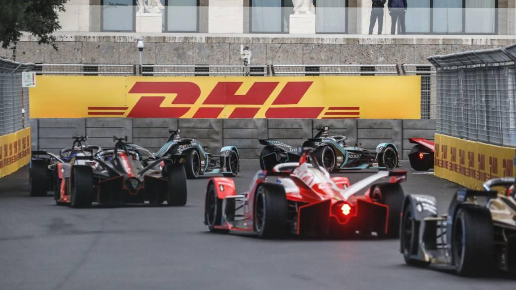 An diesem Wochenende gastierte die Formel E für zwei Rennen in Rom.