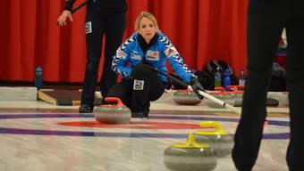 Die Aarauerinnen mit Skip Silvana Tirinzoni scheiterten erst im Final am Team aus Edmonton.