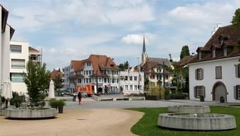 Die Gemeinde Binningen will dem Schlossdebakel endlich den Rücken kehren.
