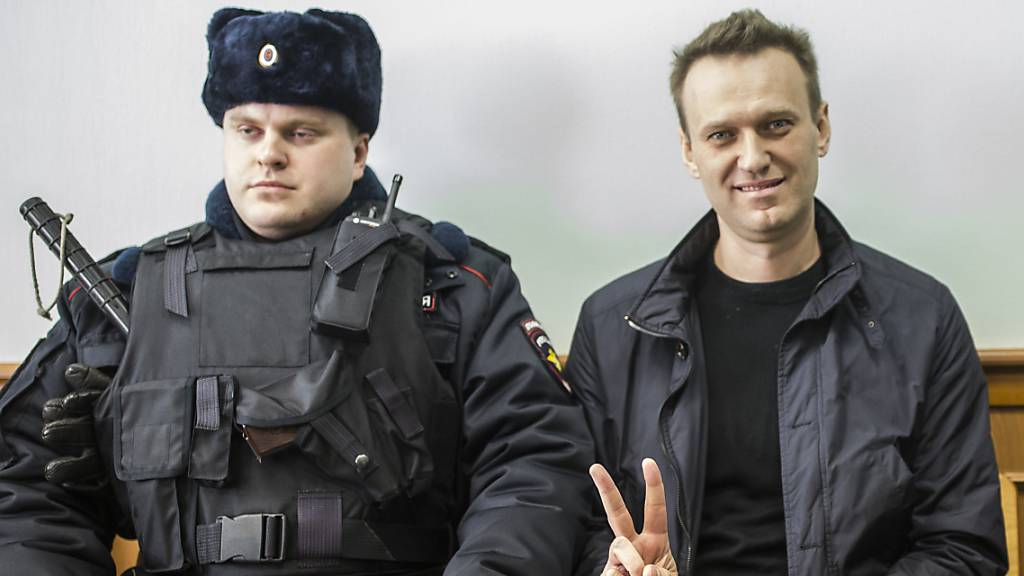 «Vorermittlungen» in Russland im Fall Nawalny dauern an