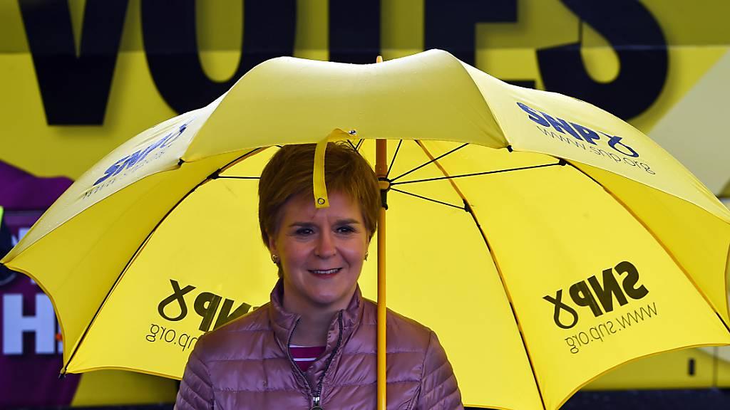 Schicksalstag für Schottland? Wahlen in weiten Teilen Grossbritanniens