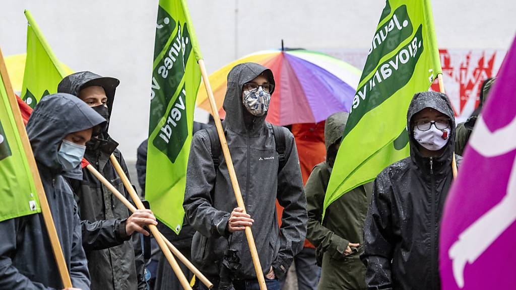Luzerner Linke fordert am Tag der Arbeit soziale Wende