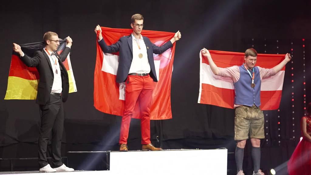 Erfolg an EuroSkills: Ostschweizer holen vier Medaillen