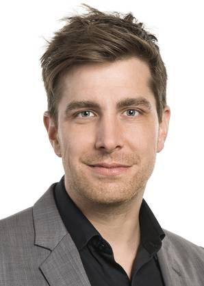 Grüne: Daniel Hölzle, Zofingen (bisher)