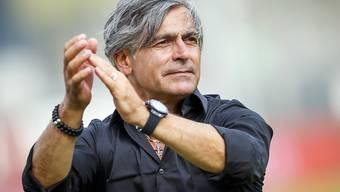 Sion-Trainer Maurizio Jacobacci darf sich über einen weiteren Zugang freuen
