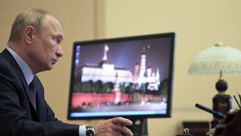 Russlands Präsident Wladimir Putin. Foto: Alexei Druzhinin/Pool Sputnik Kremlin/AP/dpa