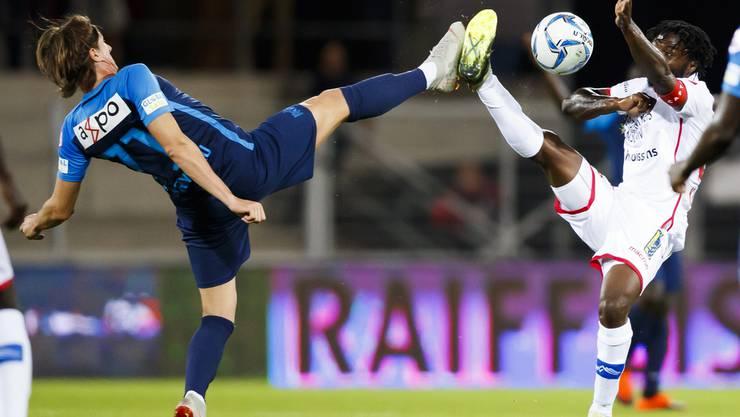 Zum Abschluss der achten Super-League-Runde trifft der FC Zürich auf den FC Sion.