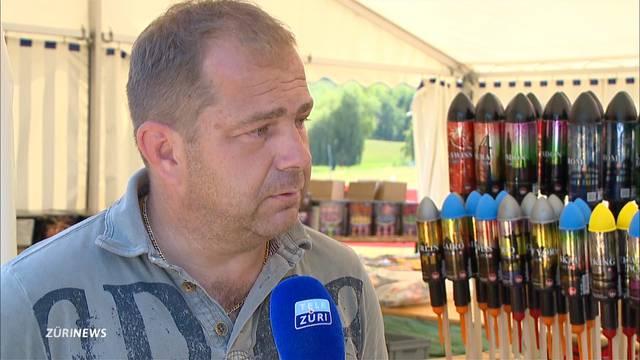 Feuerwerksverbot: Hiobsbotschaft für Verkäufer